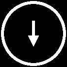 icone flèche bas